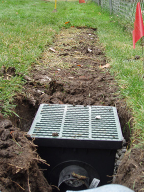 buckeye trenching serving akron canton and all of northeast ohio